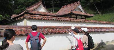 日本文化を学ぶ授業開催!