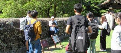 日本文化を学ぶスタディツアー!