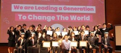 世界的ビジネスコンテストHultPrizeが岡山大学で開催されました。