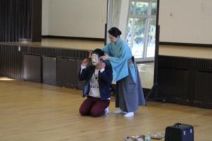 「日本文化理解1」の講義